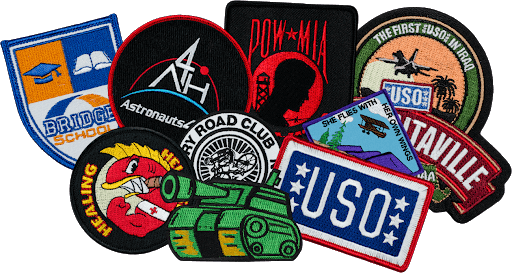 Looking For Custom Patches? We Got The Solution