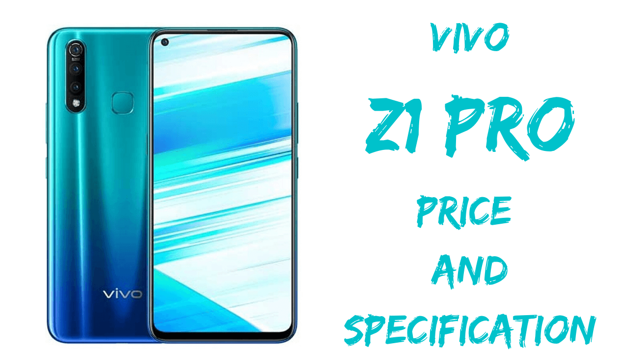 vivo z1 pro price in india